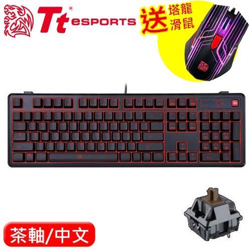 拓荒者Pro 背光機械鍵盤Cherry 茶軸