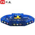 PX大通 影音訊號切換器AV-31 (贈送1.2米AV線)