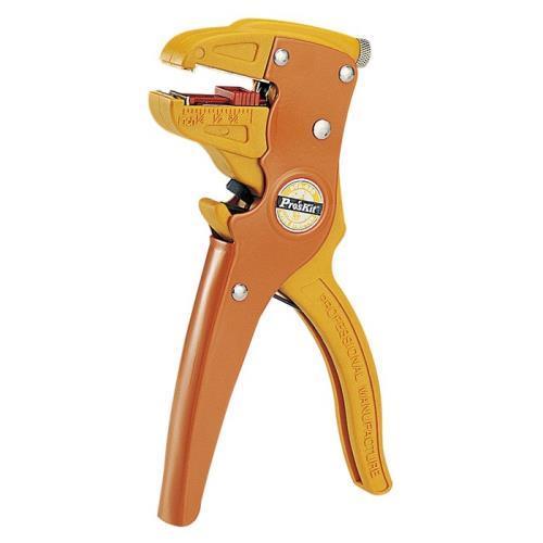 Pro'sKit 寶工 808-080 鴨嘴型單 / 排線自動剝線鉗