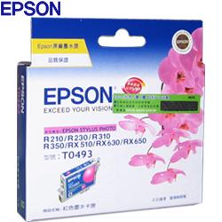 EPSON 原廠墨水匣T049350(紅)