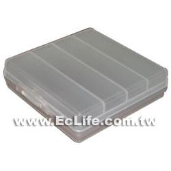4號電池保存盒(方型)