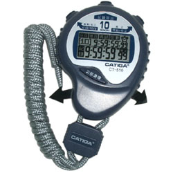 CATIGA 多 電子碼錶 CT~510