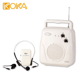 KOKA PA-900 充電有/無線擴音機