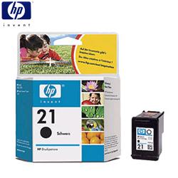 HP NO.21C9351 黑色墨水匣