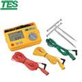 泰仕TES 數位接地電阻計 TES-1700