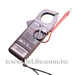 泰仕TES 交流數位鉤錶 TES-3010