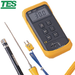泰仕TES 數位式溫度錶 TES-1303