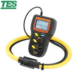 泰仕TES 繪圖式電力及諧波分析儀 PROVA6300