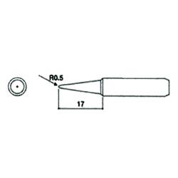 賽威樂379、136ESD、137ESD烙鐵 烙鐵頭XY-B01 JP