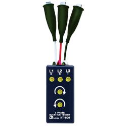 Lutron 三相電位檢相器 RT-606