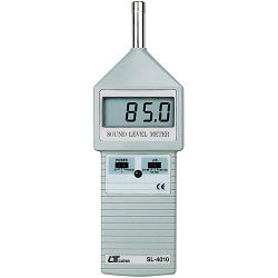 Lutron 噪音計 SL-4010