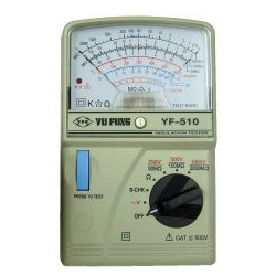 TENMARS 指針高阻計 YF-510