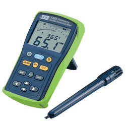 泰仕TES 溫濕度計 TES-1365