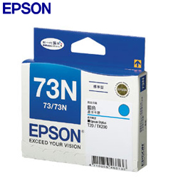 EPSON 原廠墨水匣 T0732N 藍色墨水