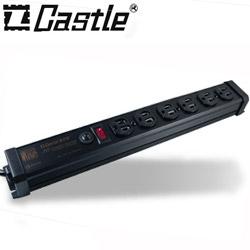 Castle蓋世特 電源突波保護插座組OS6B 1.8M