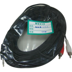 Eclife-WECO 3.5ST-2RCA 15M