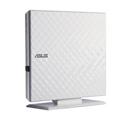ASUS華碩 SDRW-08D2S-U 外接式超薄DVD燒錄機 清純白