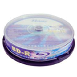 Melody 6X BD-R藍光燒錄片 25GB 10入布丁桶