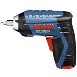 BOSCH 充電式電動起子機 GSR ProDrive Professional