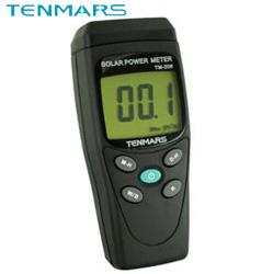 Tenmars TM-206 太陽能功率錶