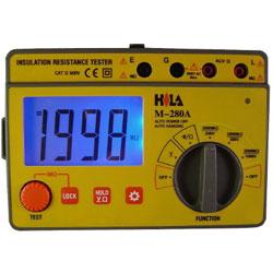 HILA M-280A數字三段式高阻計