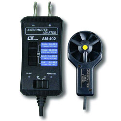 Lutron 風速/電壓轉換器 AM-402