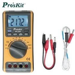 Pro'sKit 寶工 MT-1620 5合1溫.濕.聲.光.數位電錶