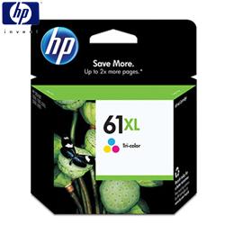 HP No.61XLCH564WA 彩色高容量墨水匣