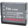 Kamera 佳美能 Casio NP-130 副廠鋰電池