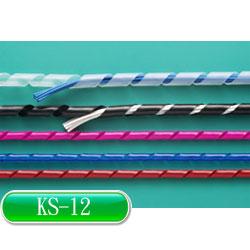 KSS 捲式結束帶(PE) KS-12 (白色)