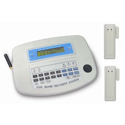GSM-120 GSM行動電話無線防盜系統