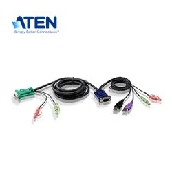 ATEN 宏正 2L-5305UU KVM連接線