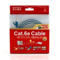 群加 CAT6E 次世代光纖網路超扁線 1M