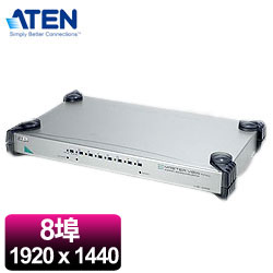 ATEN 宏正 CS428 8埠機架式KVM多電腦切換器