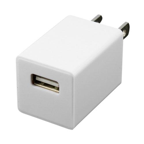 toppop 方块usb 电源转换器-白-充电器|电池专馆