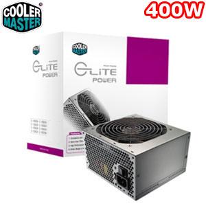 Cooler Master 酷碼 Elite 400W 12公分 電源 器