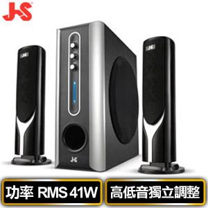 JS 淇譽 JY3017 2.1聲道電腦喇叭