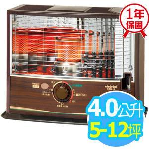 TOYOTOMI 日本傳統型4L煤油爐(RS-D29C)