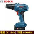 BOSCH 充電式電鑽/起子機 GSR 1440-LI Professional