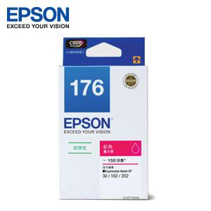 EPSON T176350 原廠經濟型紅色墨水匣