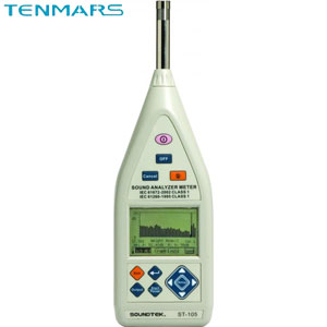 TENMARS CALASS 1 低頻 積分式即時音頻分析儀 ST-105