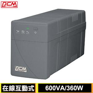 科風 UPS BNT-600AP 在線互動式 UPS不斷電系統
