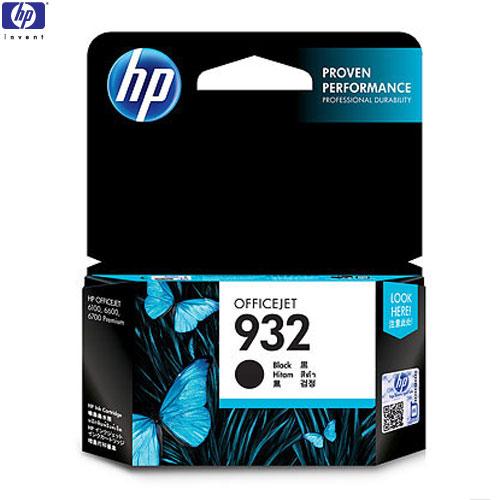 HP NO.932CN057AA  黑色墨水匣