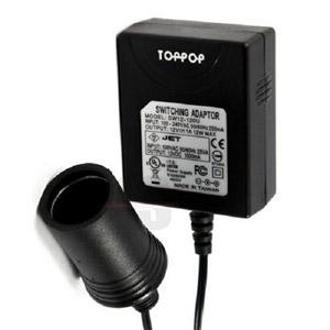 TOPPOP 電源轉換器 110V-12V 1A