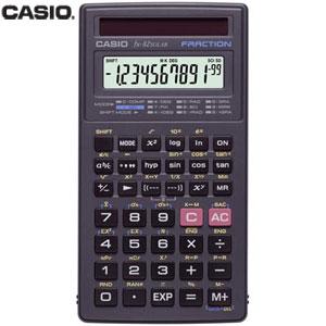 CASIO 太陽能工程計算機 fx-82SOLAR (國家考試專用)