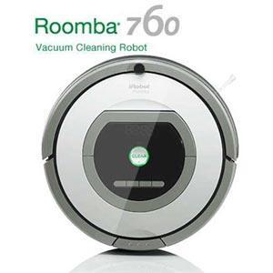 美國 iRobot Roomba 760 第七代白金級自動機器人掃地吸塵器