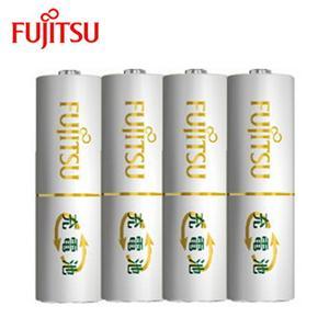 富士通 HR-3UTA(4B) 1900mAh 低自放電3號電池(4入)-1800回