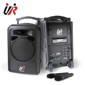 UR SOUND PA9223N 雙頻CD/USB/SD移動式無線擴音機