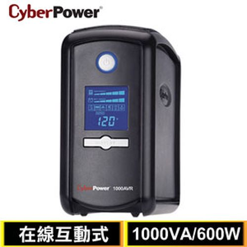 Eclife-CyberPower 1000VA UPSCP1000AVR