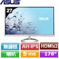 【限時下殺】ASUS MX279H 27型 AH-IPS LED背光顯示器